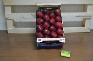 86-90 (265-353 gr  per apple