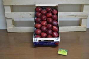 80-83 (198-218 gr per apple)